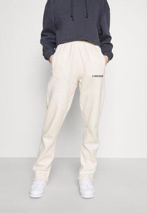 FERA PANTS - Pantalon de survêtement - creme