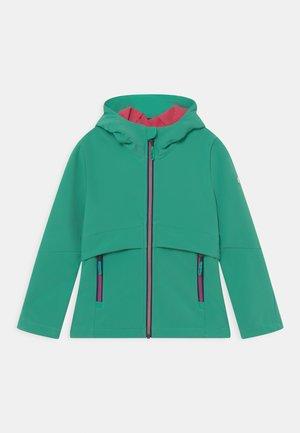 KOW GIRLS - Soft shell jacket - peppermint