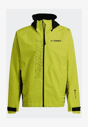 TERREX GORE-TEX PACLITE RAIN - Hardshell jacket - black