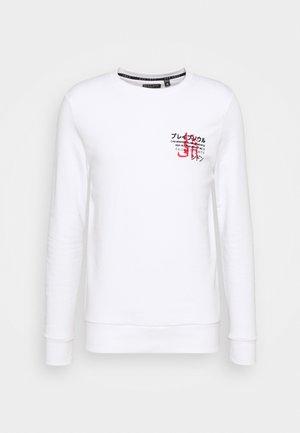 FIRE - Sweatshirt - white