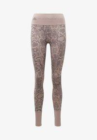 adidas by Stella McCartney - PRIMEBLUE TRAINING LEGGINGS - Legging - pink - 8