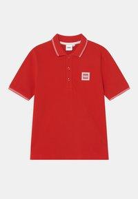 BOSS Kidswear - Polo shirt - bright red - 0