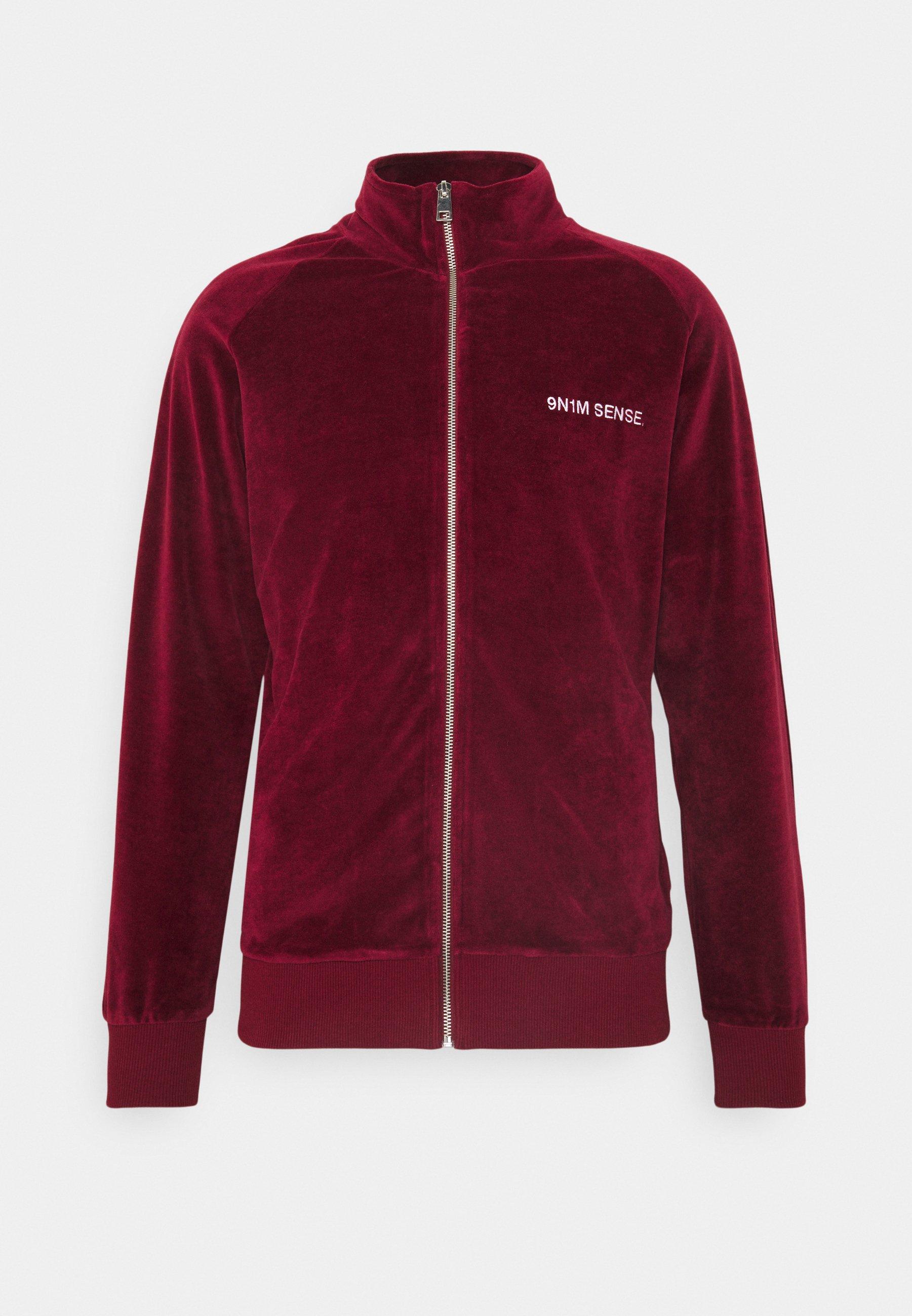 Men TRACK JACKET UNISEX - Zip-up sweatshirt