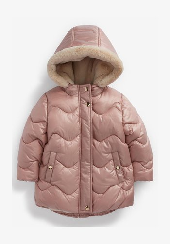 SHOWER RESISTANT - Winter coat - pink