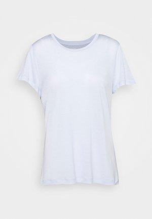 TREE TEE - Basic T-shirt - light blue