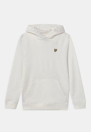 CLASSIC HOODIE - Collegepaita - bright white