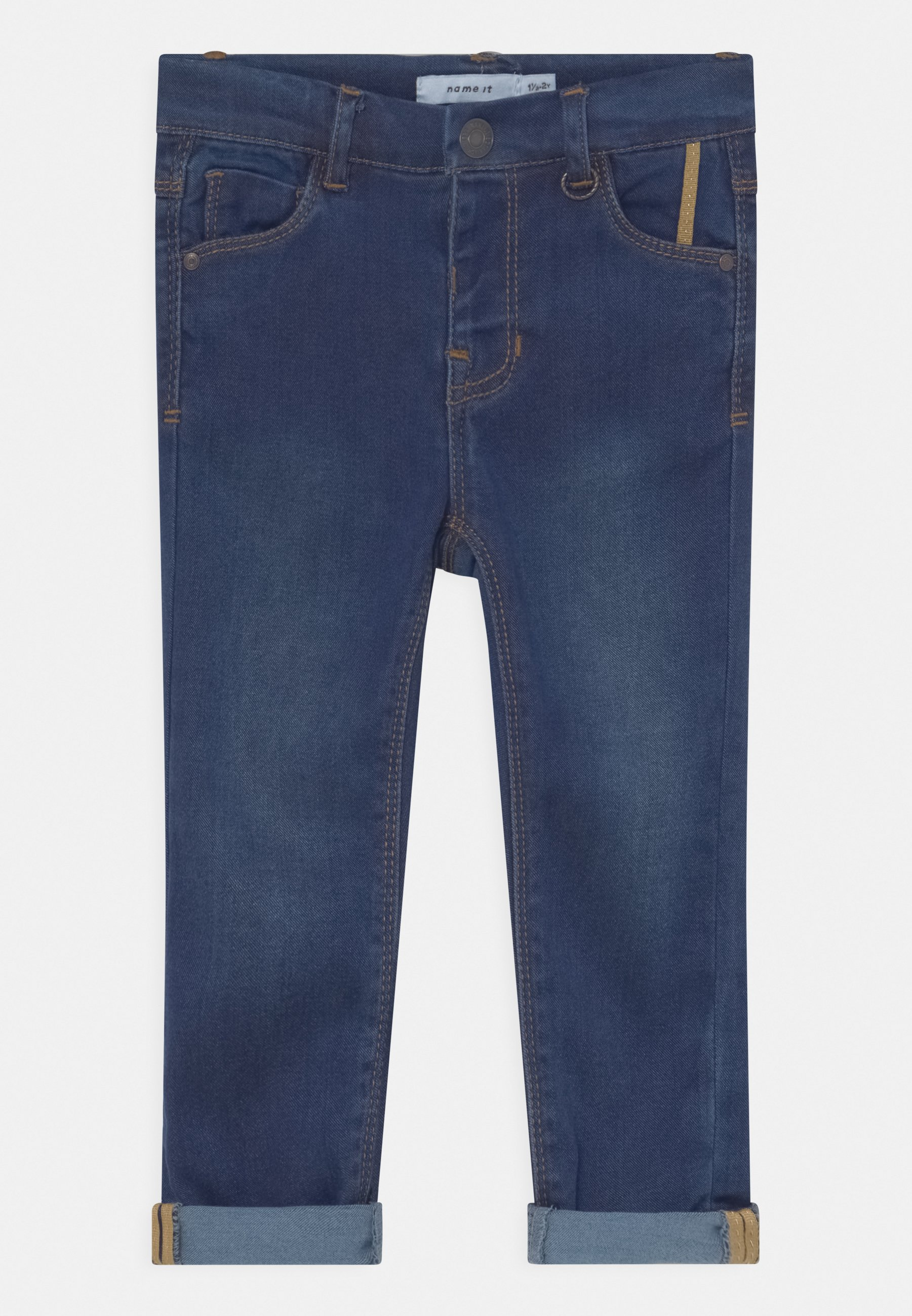 Bambini NMFPOLLY DNMTORAS - Jeans slim fit