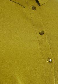 Simply Be - UTILITY SHIRT DRESS - Shirt dress - khaki - 5