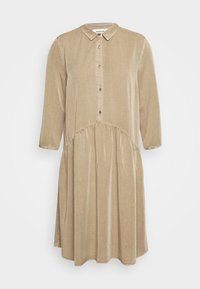 REMEE DRESS - Abito a camicia - cocoon sand