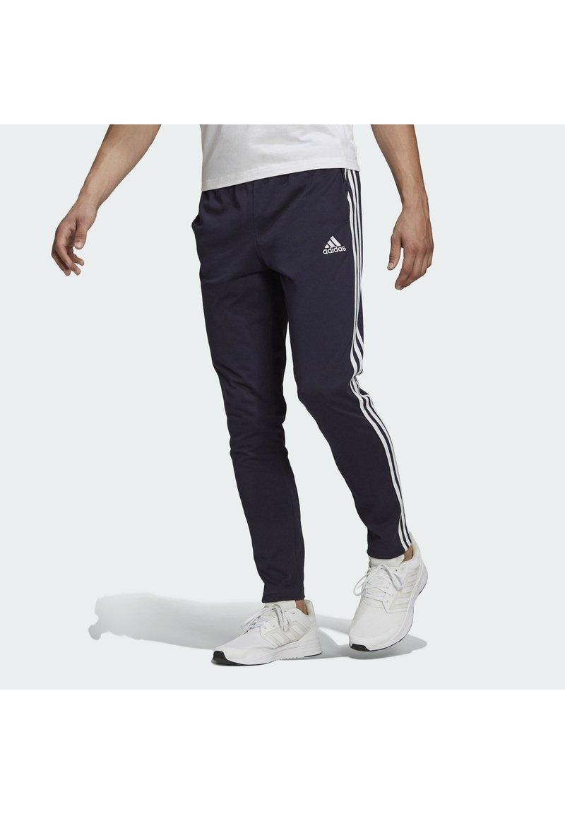 adidas Performance - Träningsbyxor - blue