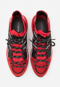 Iceberg - CANARIA - Trainers - full red - 3