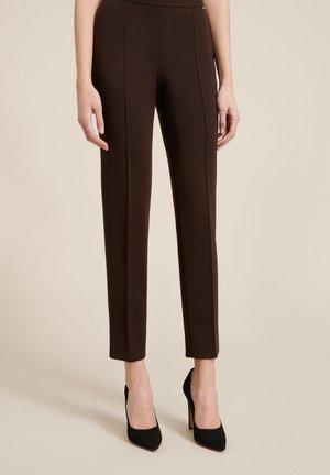MINUENDO      J - Trousers - marrone