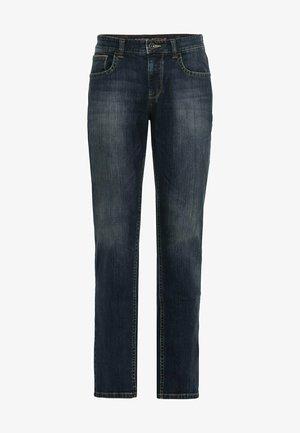 REGULAR FIT - Slim fit jeans - indigo