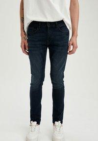 DeFacto - Jeans slim fit - indigo - 3