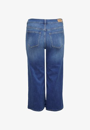 CARADISON  - Straight leg jeans - medium blue denim
