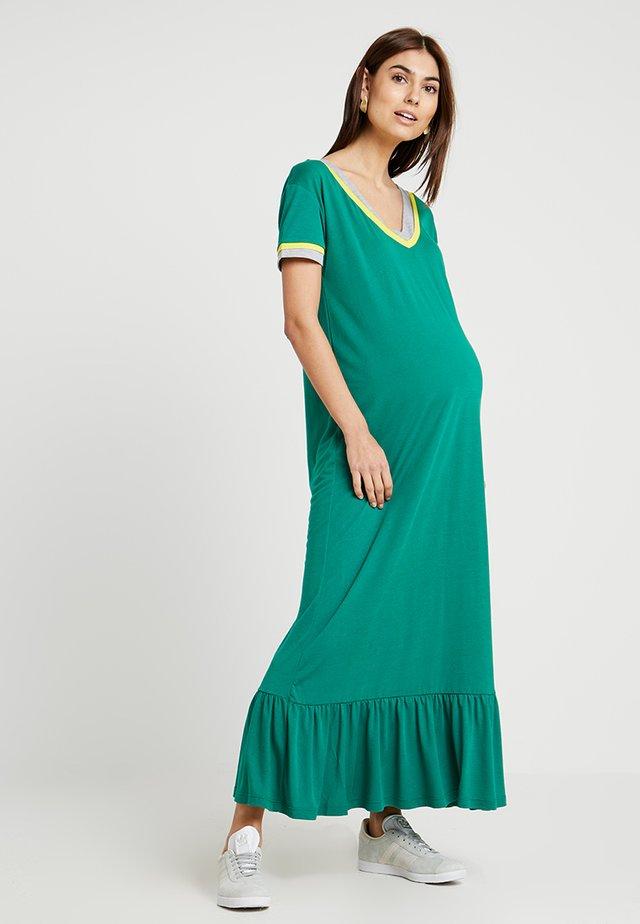 DRESS MAFALYA - Maxikjole - green