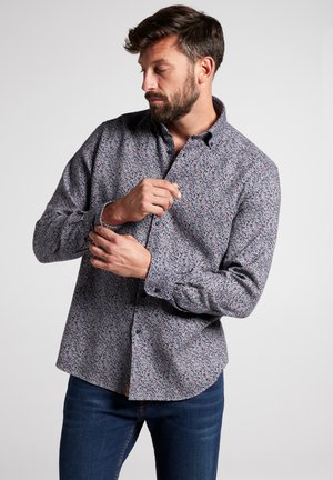COMFORT FIT - Overhemd - grau