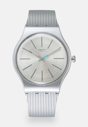 METALINE UNISEX - Horloge - silver-coloured