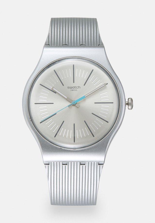 METALINE UNISEX - Reloj - silver-coloured