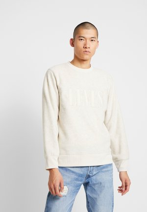 POLAR POP OVER - Fleece jumper - off-white