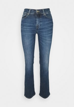 Jeans a sigaretta - mid blue