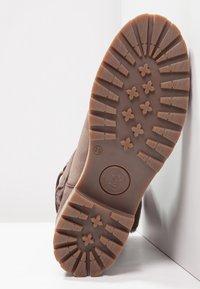 Panama Jack - FELIA IGLOO - Cowboy/biker ankle boot - gris - 4