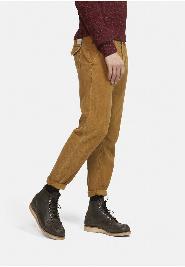CHANNING - Pantaloni - beige