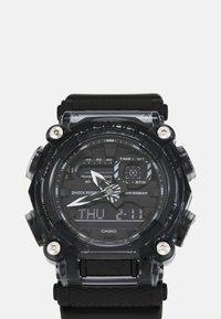 G-SHOCK - BLACK SKELETON GA-900SKE UNISEX - Digital watch - transparent black - 4