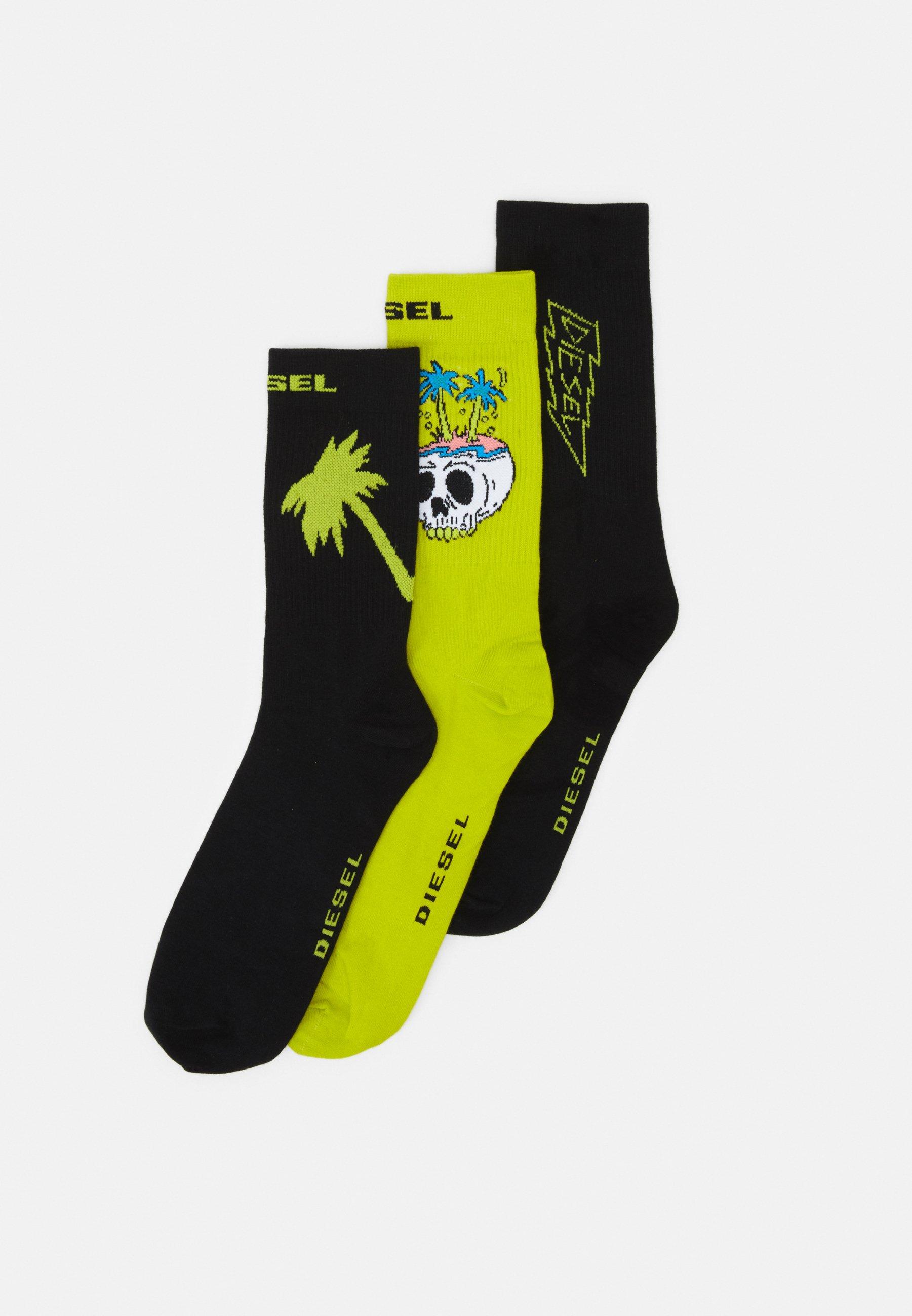 Men SKM-RAY-THREEPACK 3 PACK - Socks