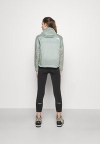 The North Face - WINDY PEAK ANORAK - Outdoor jacket - silver blue - 2