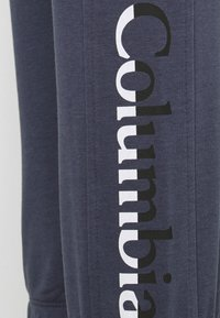 Columbia - LOGO™ FRENCH TERRY JOGGER - Tracksuit bottoms - nocturnal - 4