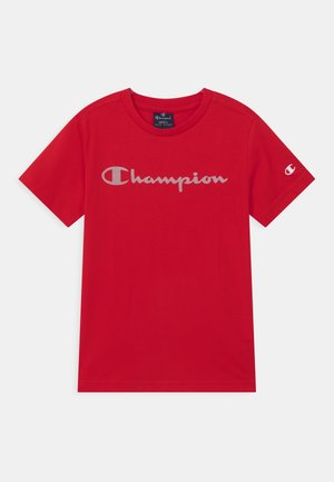 LEGACY AMERICAN CLASSICS CREWNECK UNISEX - T-shirt con stampa - red