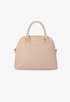 BRAIDED HANDLES - Håndtasker - beige