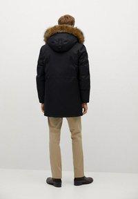 Mango - Winter coat - zwart - 2