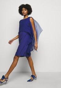 Alberta Ferretti - DRESS - Cocktail dress / Party dress - blue - 3