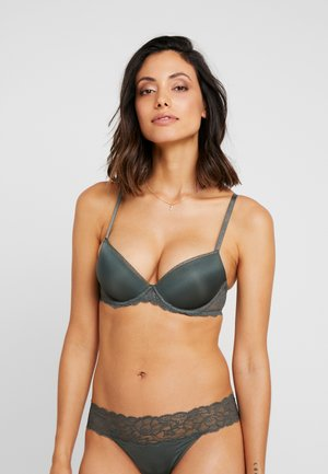 COMFORT LIFT - Push-up bra - mountain ash
