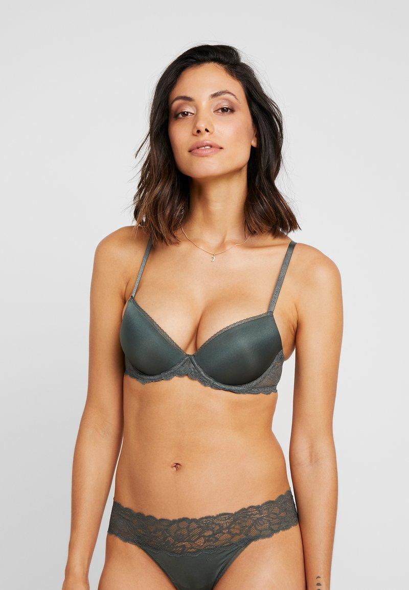 Calvin Klein Underwear - COMFORT LIFT - Push-up BH - mountain ash