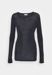 CLOSED - WOMEN´S - Long sleeved top - dark night - 0