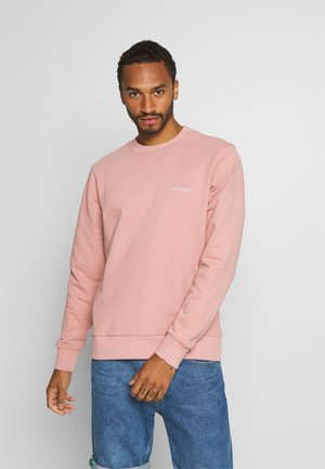 LOGO EMBROIDERY - Felpa - pink