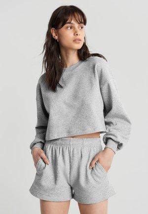 GIA - Sweater - lt greymelange