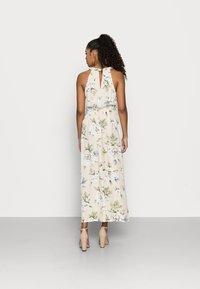 VILA PETITE - VIMESA BRAIDED MAXI DRESS PETITE - Maxi dress - sandshell - 2
