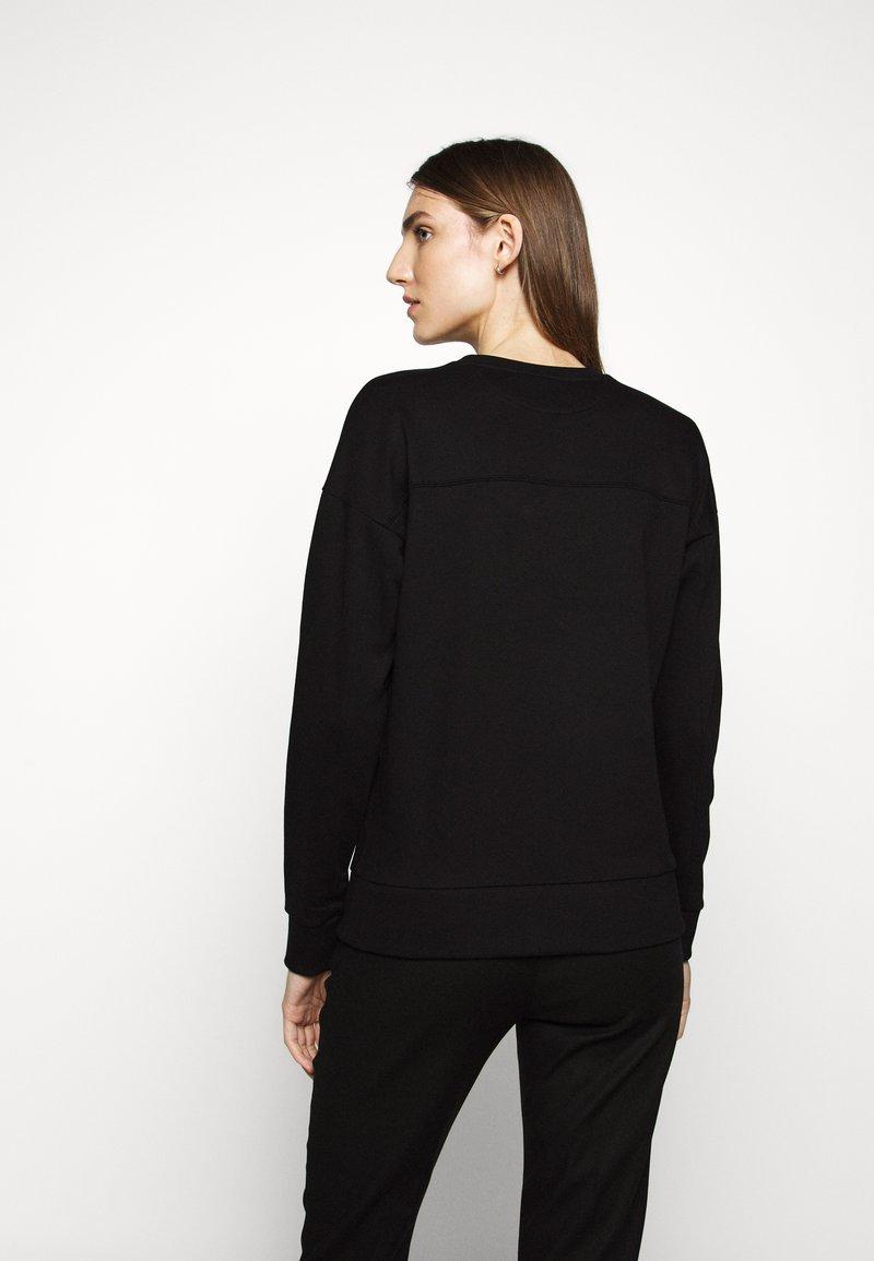 HUGO - NACINIA - Sweatshirt - black