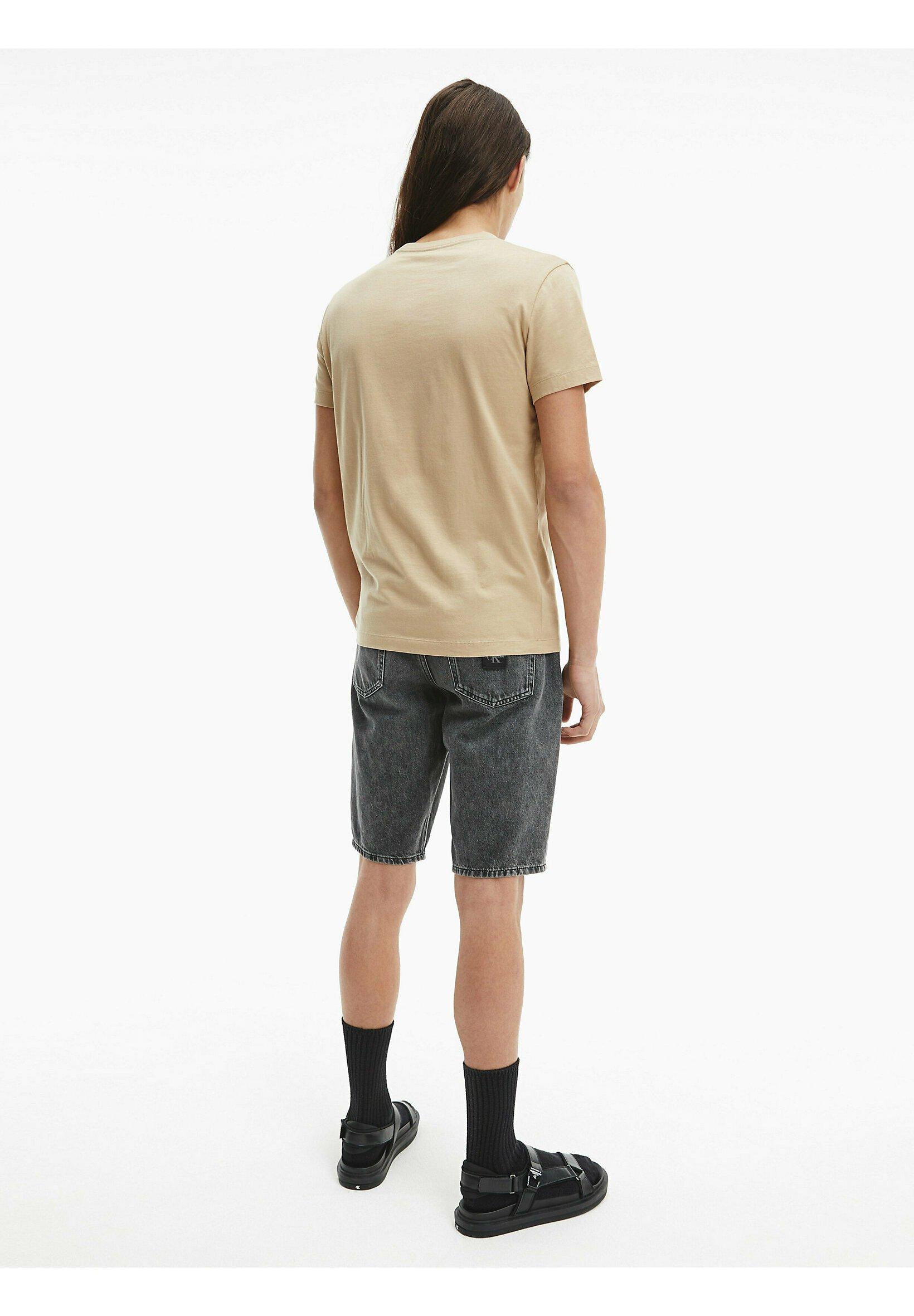Uomo SLIM 2 PACK - T-shirt basic
