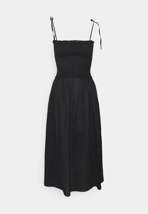 DRESS - Beach accessory - black