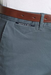 Scotch & Soda - NEW BELTED  - Chinot - blue - 3