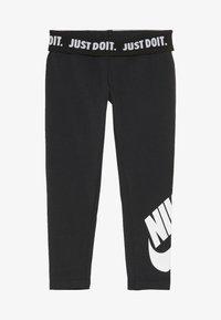 Nike Sportswear - FAVORITE FUTURA - Leggings - black - 3