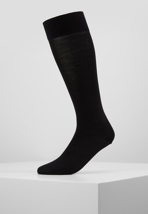 SENSUAL - Knee high socks - black