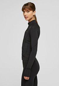 KARL LAGERFELD - Training jacket - black - 3