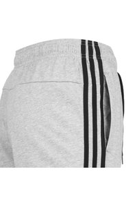 adidas Performance - Träningsbyxor - medium grey heather / black - 2