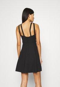 Trendyol - SIYAH - Cocktail dress / Party dress - black - 2
